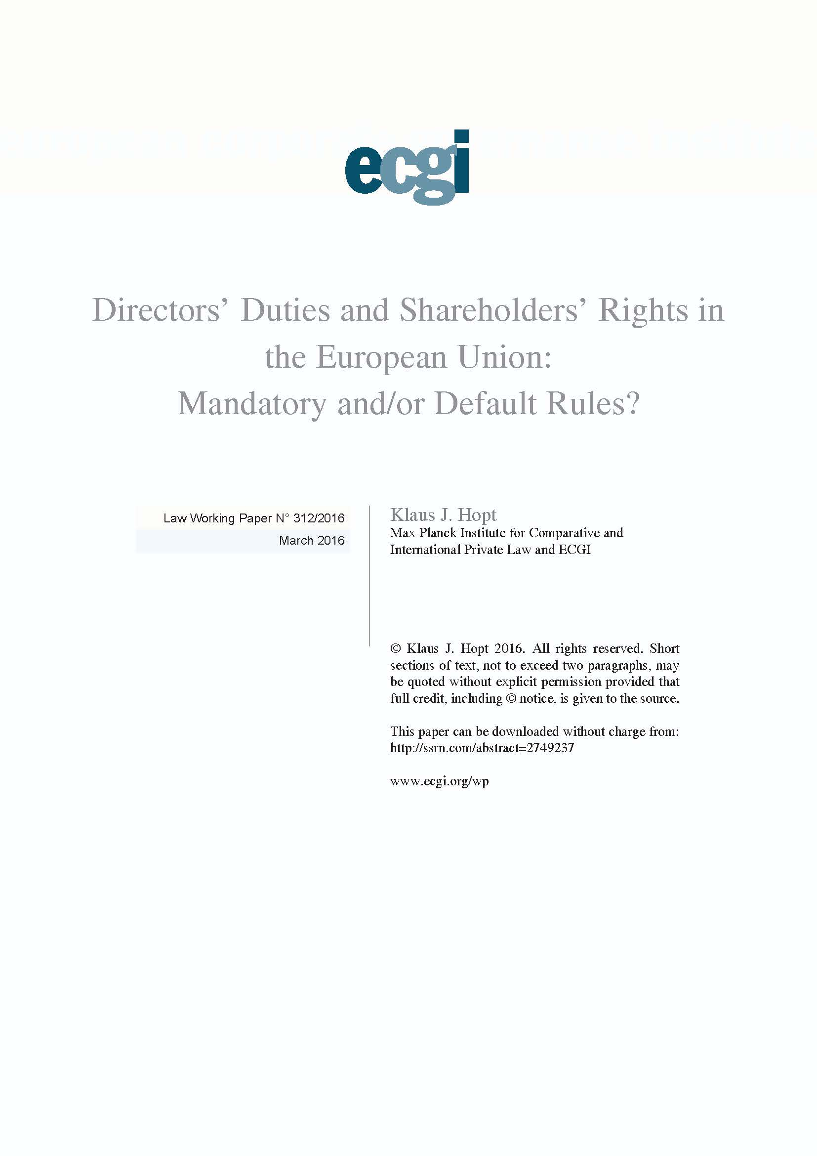 law shareholders rights Shareholder rights aims to outline the legal position of shareholders in a private limited company, the pitfalls, the precautions that can be taken and what can be done if it all goes sour.